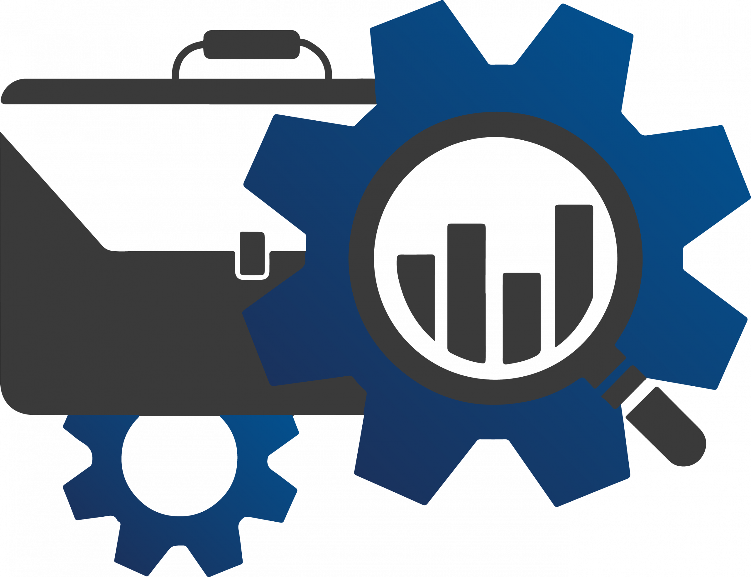Analyse and automate business processes icon