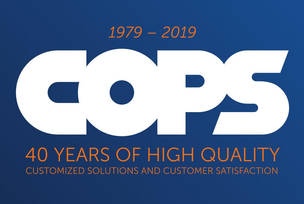 Anniversary - 40 years COPS