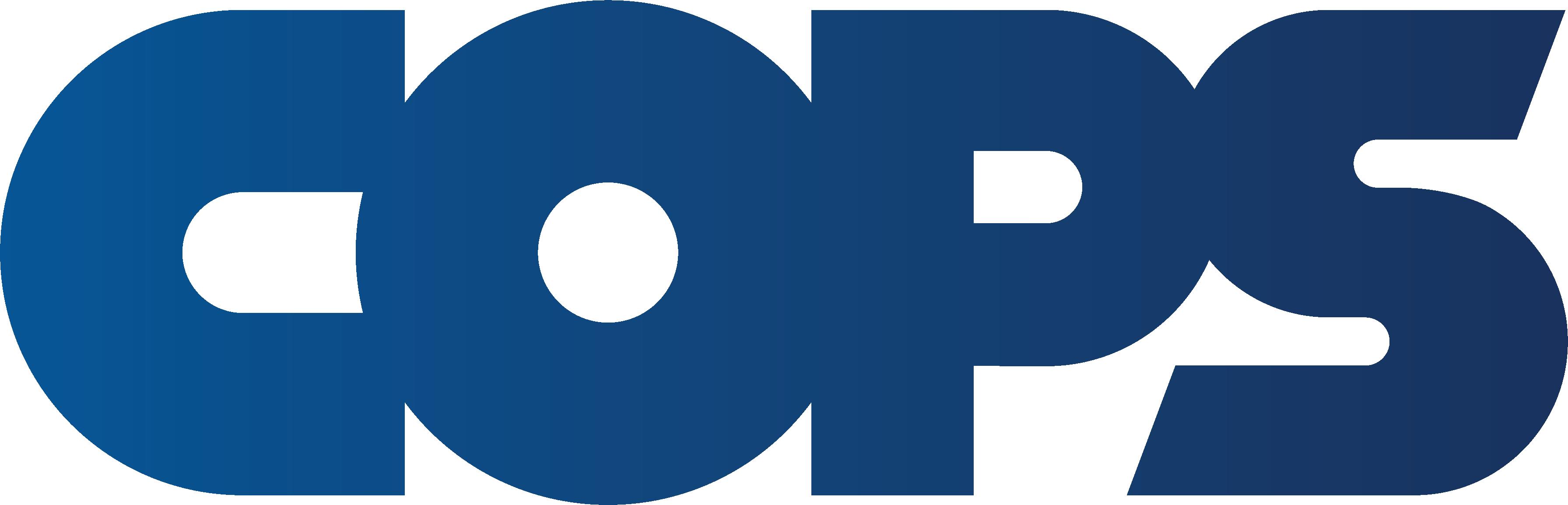 COPS logo - contact