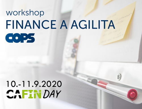 Finance and Agility Workshop