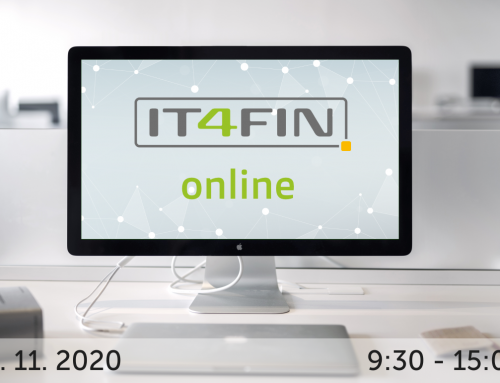IT for finance will be on-line